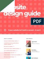 Mj eBook Web Design Guide