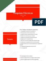 Máquinas Eléctricas Unidad I