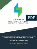 TOMO 0. Descripción Encuesta Energética 2018