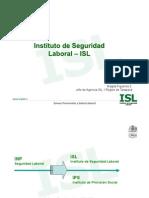 Cuenta Pública - ISL