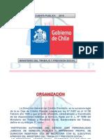 Cuenta Pública - Dicrep