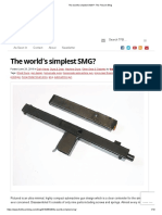 The world's simplest SMG_ -The Firearm Blog
