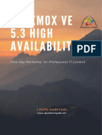 Modul One Day Workshop - Proxmox VE 5.3 High Availability (HA).pdf