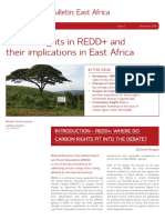 Carbon Rights in East Africa