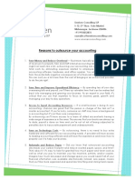 Reasons to outsource your accounting