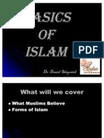 Basics of Islam