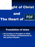 The Light of Christ and the Heart Of Islam