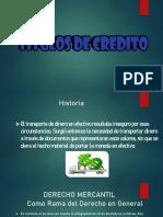 Títulos de credito5