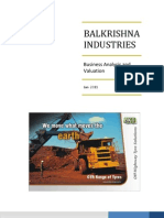 Balkrishna Industries