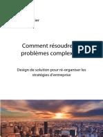Comment résoudre les problèmes complexes - Ebook