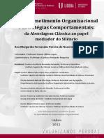 SABINO_Comprometimento organizacional e estratégias comportamentais - Da abordagem clássica ao papel mediador do silêncio_PhD.pdf