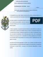 DCRP-Boletim de Informação Interna 04-11