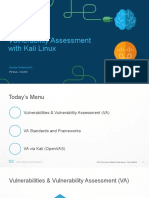 Vulnerability Assessment with Kali Linux.ppt