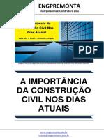 A Importancia Da Construcao Civil Nos Dias Atuais