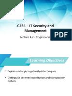 4_C235 LP2 Lecture 4.2 - Cryptanalysis.pptx