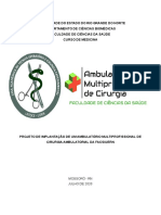 Ambulatório Multiprofissional de Cirurgia - Documentos Google