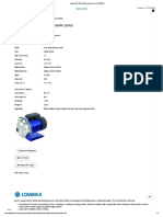 Lowara CEA 70_5_A Single-impeller pump (107330010)