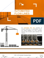 Automated Flow Lines
