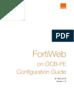 FortiWeb-on-OCB-FE-Configuration-Guide