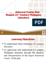 1_Major_Historical_Events_that_Shaped_21st_Century_Philippine_Literature.pptx