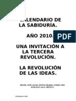 Calendario De La Sabiduria 2010