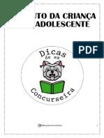 ECA - Caderno Ex concurseira