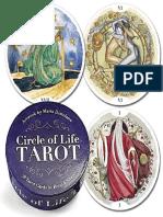 Az élet körforgása tarot (Circle of Life Tarot)