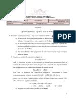 Exame Normal Variante A