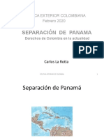 PEC SEPARACION  DE  PANAMA 20.1.pptx