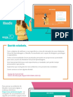Manual AVA Moodle - Estudantes