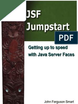 jsf-jumpstarter   Java Server Faces   Html Element