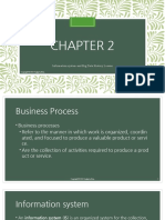 Chapter 2 - Information System and Big Data History Lesson