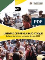 Informe Libertad de Prensa
