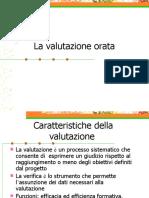 La valutazione_orata