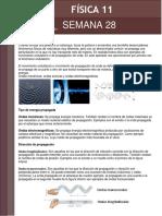 PDF FÍSICA 11 semana 28 ONDAS.pdf