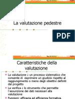 La valutazione_pedestre