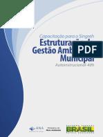 ANA - Estruturação da Gestão Ambiental Municipal - Apostila.pdf
