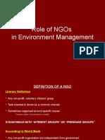 NGO in Enviro._ Part 1