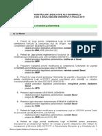 LISTA-PRIORITATI LEGISLATIVE PT Sesiunea Nr. II a anului 2019