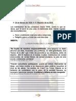 2020. Pensamientos de H. Caffarel - Puesta en Común