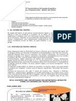 6° básico - Lenguaje - N° 39 - Características textos dramáticos - Priorizado