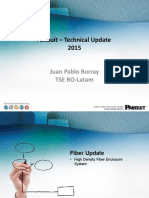 Actualización Panduit 2015