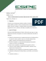 PARTES ESENCIALES DEL PROCESO DE TITULARIZACIÓN