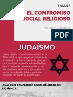 EL COMPROMISO SOCIAL RELIGIOSO