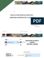 MANUAL DE INSTALACION SGC