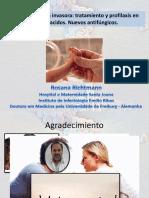 INFECCION FUNGICA INVASORA TTO Y PROFILAXIS EN RN