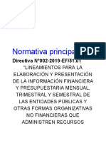 1_Conciliacion Marco Legal I Semestre - Documentos de Google