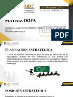 PRESENTACION MATRIZ DOFA [Autoguardado]