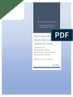 Lineamientos Plan Educativo BT-BI Y B Artes Ciclo Sierrra
