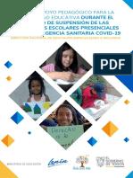Guía de apoyo pedagógico para la Comunidad Educativa_